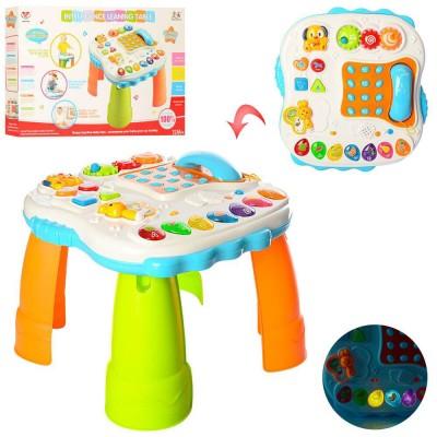 """*Детский развивающий музыкальный столик """"Intelligence leaning table"""" арт. 82"""