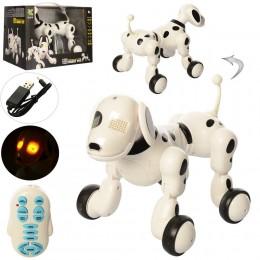 Собака интерактивная на радиоуправлении арт. 619