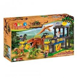 """Конструктор """"Динозавры"""" JDLT (135 деталей) арт. 5243"""