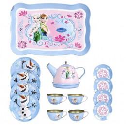 """Игровой набор металлической посуды """"Frozen"""" арт. 1001-1/3"""