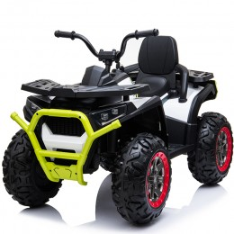 Ел-мобіль XMX607 EVA GREEN квадроцикл 12V7AH мотор 2*35W з MP3 111*65*73,5 /1/
