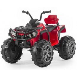 Ел-мобіль T-733 EVA RED квадроцикл 12V7AH мотор 2*45W з MP3 103*68*73 /1/