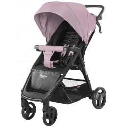 Коляска прогулочная CARRELLO Maestro CRL-1414 Cloud Pink + дождевик (розовая)