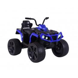 Ел-мобіль T-737/1 EVA BLUE квадроцикл 12V7AH мотор 2*35W з MP3 106*62*40 /1/