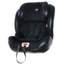 Автокрісло CARRELLO Alto CRL-11805 ISOFIX Black Panter група 1/2/3 /1/