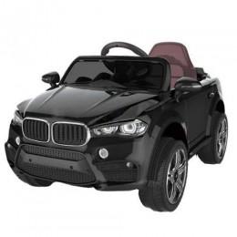 Ел-мобіль FL1538 EVA BLACK джип на Bluetooth 2.4G Р/У 2*6V4,5AH мотор 2*25W з MP3 104*64*53 /1/