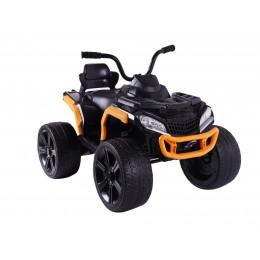Ел-мобіль T-7318 EVA ORANGE квадроцикл 12V7AH мотор 2*35W з MP3 106*68*50 /1/