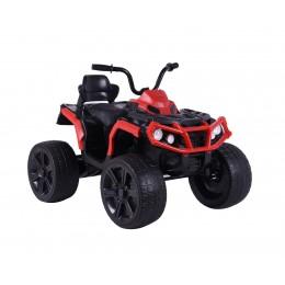 Ел-мобіль T-737/1 EVA RED квадроцикл 12V7AH мотор 2*35W з MP3 106*62*40 /1/