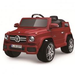 Ел-мобіль FL1058 EVA RED джип на Bluetooth 2.4G Р/У 2*6V4.5AH мотор 2*25W з MP3 117*69*53 /1/