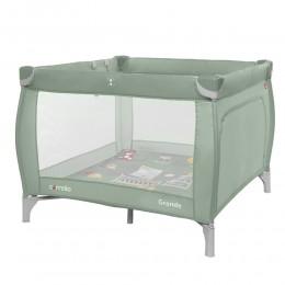 Манеж CARRELLO Grande CRL-9204/1 Mint Green /1/ MOQ