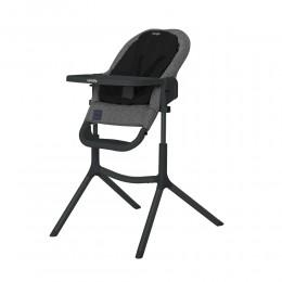 Стілець для годування CARRELLO Indigo CRL-8402 Graphite Black/1/