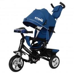 Велосипед триколісний TILLY STORM T-349/2 Синій