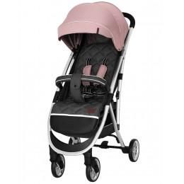 Коляска прогулочная CARRELLO Gloria CRL-8506/1 Coral Pink + дождевик (розовая)